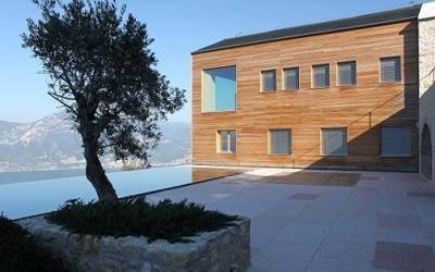 Villa lago di Garda - Classe A
