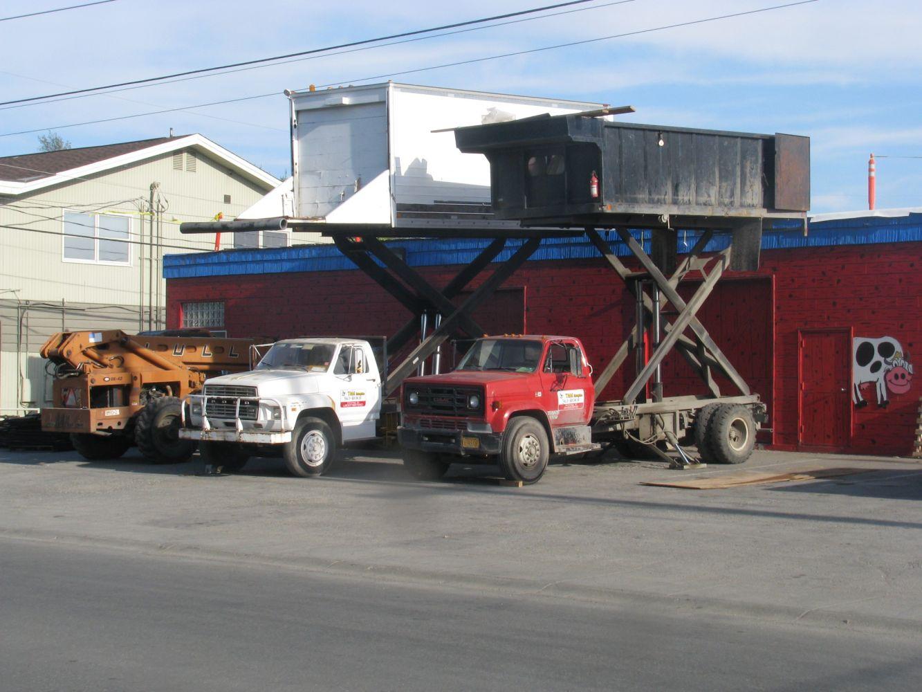 Roof repair anchorage ak t m enterprise industrial roof repair in anchorage ak malvernweather Images