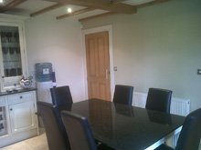 Coving - Keighley, West Yorkshire - MBA Decorating - Interior