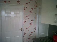 Insurance work - Keighley, West Yorkshire - MBA Decorating - Interior
