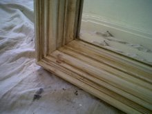 Masonry painter - Keighley, West Yorkshire - MBA Decorating - Stripping