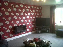 Railing painter - Keighley, West Yorkshire - MBA Decorating - Wallpapering