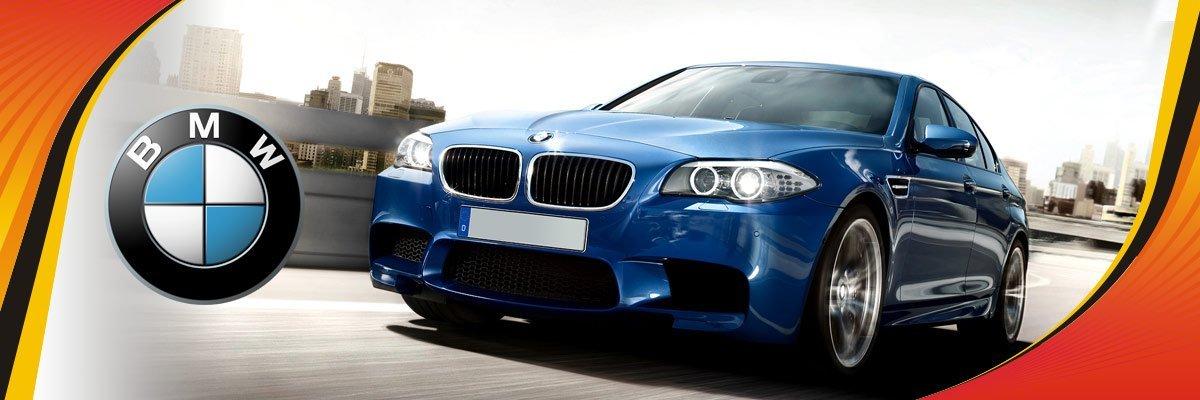 Power Crank Batteries BMW Banner