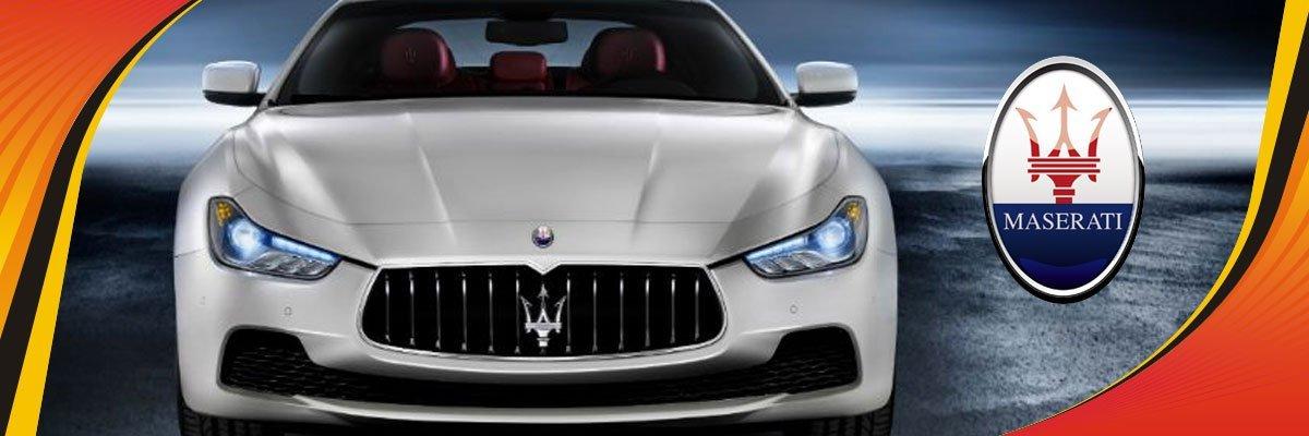 Power Crank Batteries Maserati