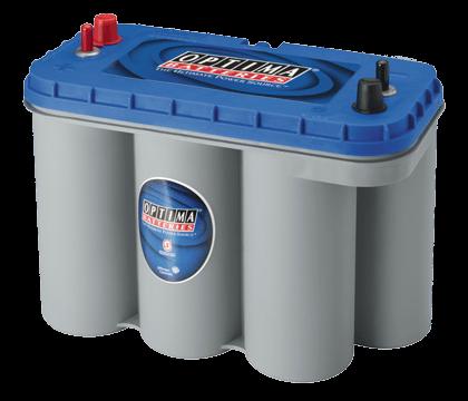 Power Crank Batteries Optima Blue D31M