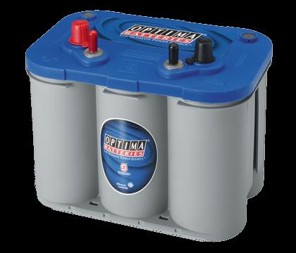 Power Crank Batteries Optima Blue D34M