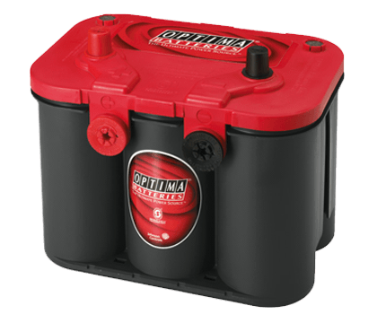 Power Crank Batteries Optima Red 34 78