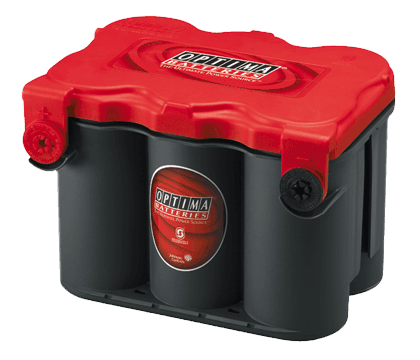 Power Crank Batteries Optima Red 78