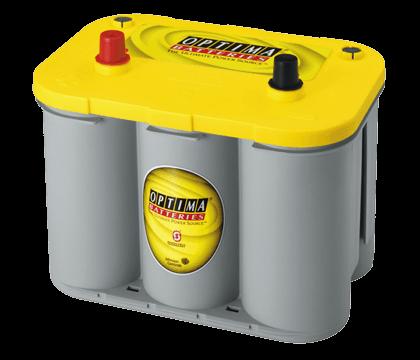 Power Crank Batteries Optima Yellow D34