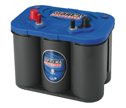 Power Crank Batteries Optima Blue 34m