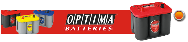 Power Crank Optima Battery