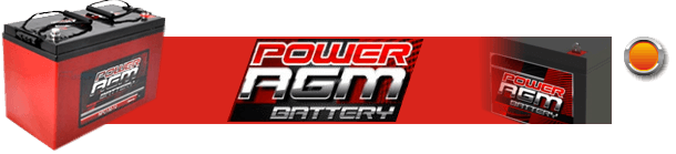 power crank battery power AGM