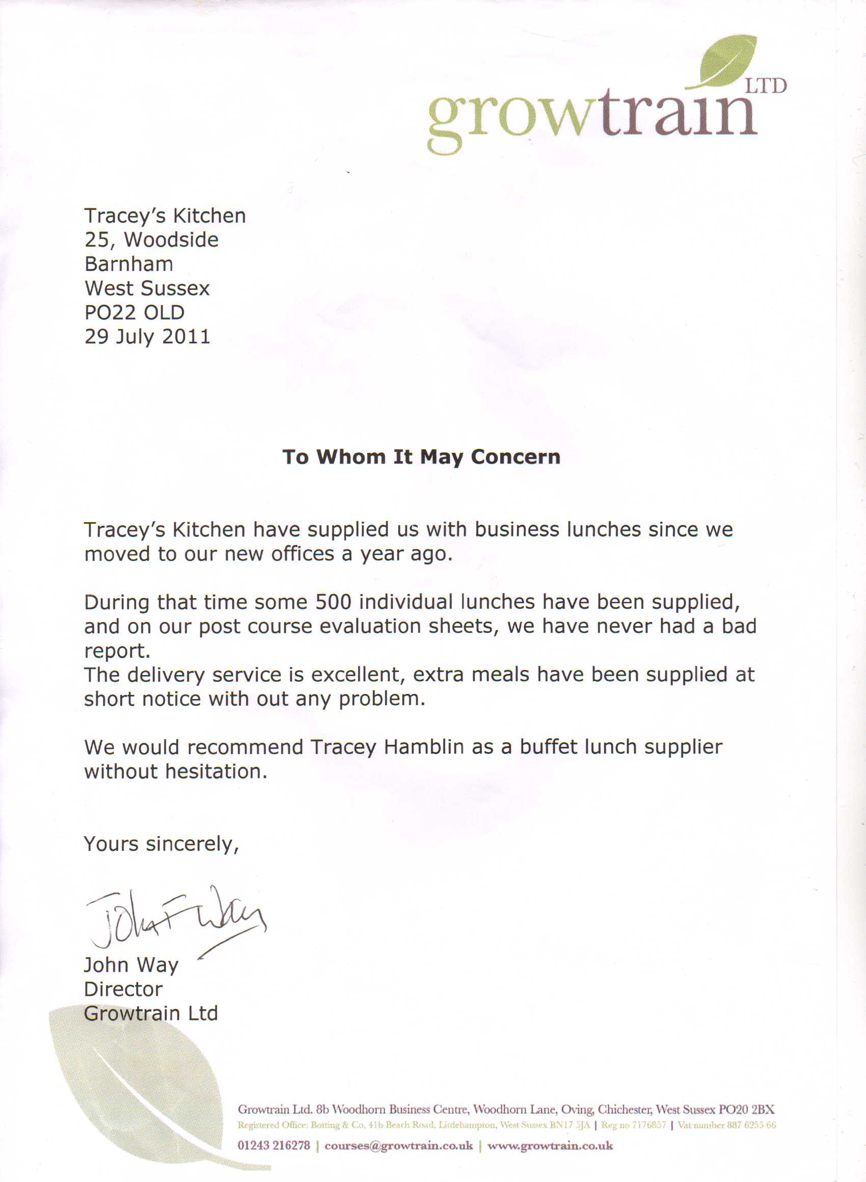 Thank You Letter For Lunch Party Gallery Letter Format Formal Sample