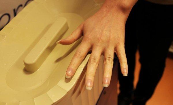 trattamento per mani