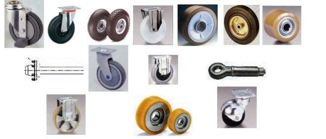 ruedas de serie