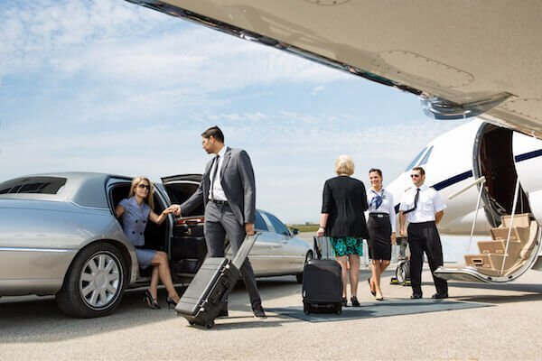 Limo Service Corporate Events