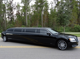 10 Passenger Limousine in Tampa