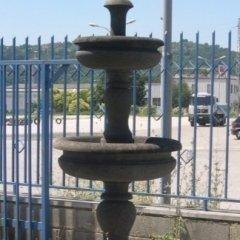 fontane per esterni, fontane in verticale