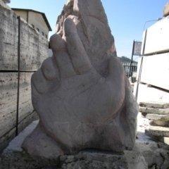 realizzazione sculture, opere scultoree