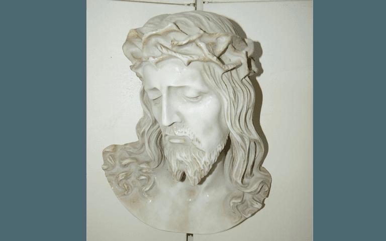 scultre in marmo, arte sacra, arte funeraria in marmo, arte sacra in marmo, Poggio Mirteto, Rieti