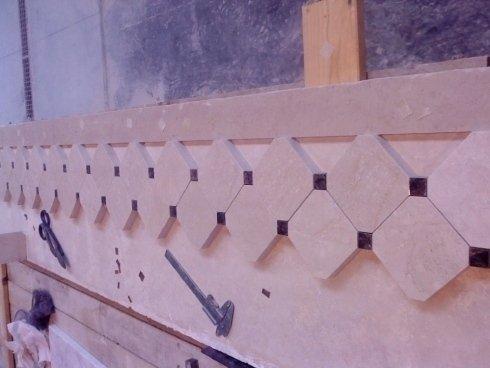 opere per architettura, oggettistica in marmo