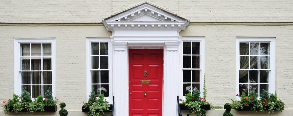 Professional exterior decorating services in Swansea