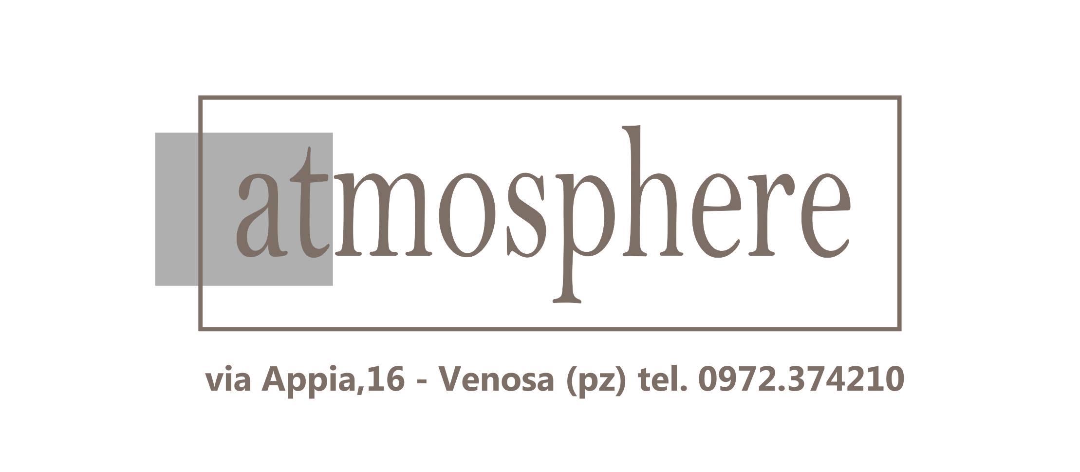 ATMOSPHERE ARTICOLI DA REGALO logo