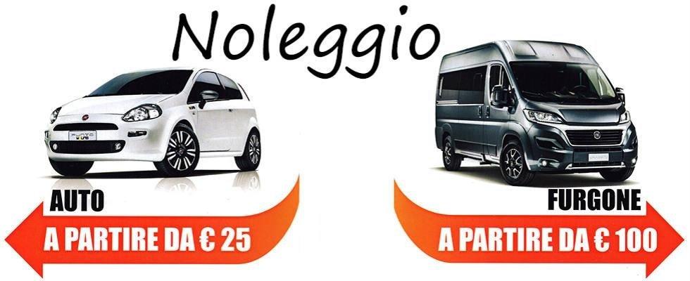 noleggio furgoni Lecce