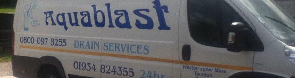 Aquablast - 0800 097 8255 - Drain Services