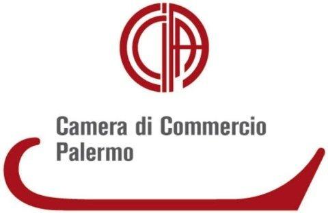 camera di commercio di palermo - logo