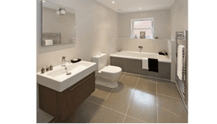 Professional bathroom installations for South Wales