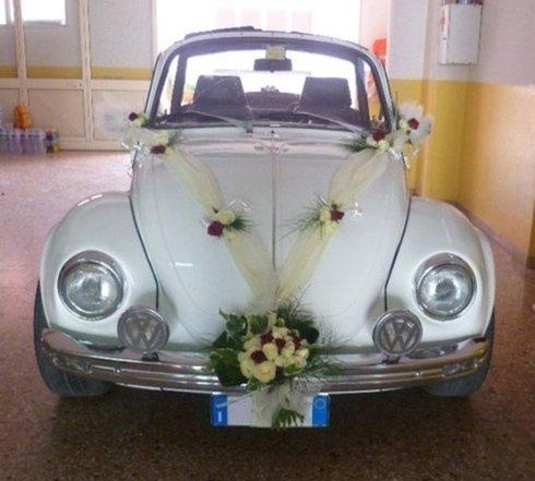 Macchina per la sposa