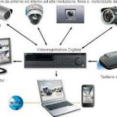 impianti antintrusione, impianto per telecamere