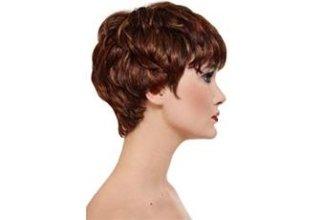 Parrucca di capelli naturali