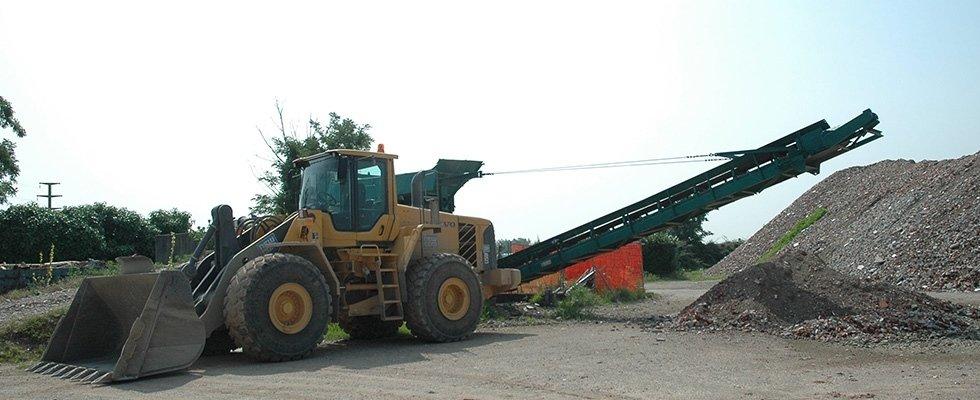 estrazione e lavorazione materiali da cava