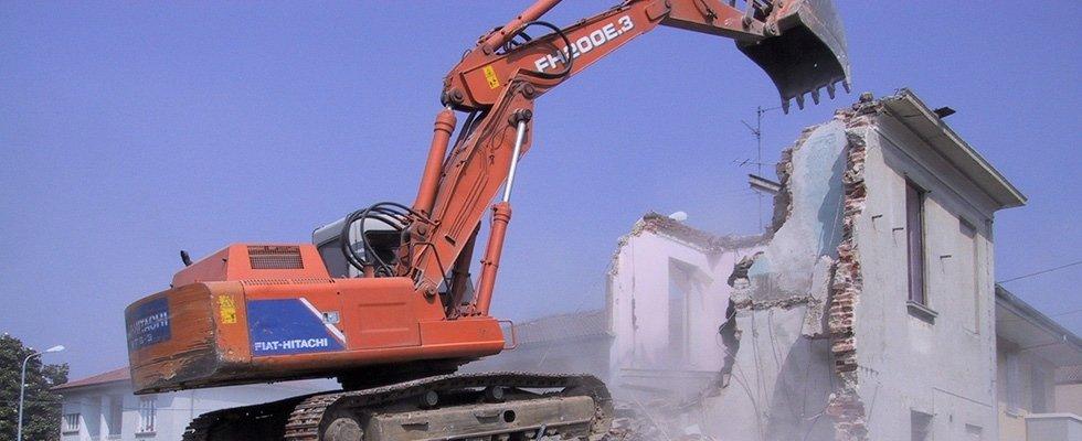demolizioni edili civili ed industriali