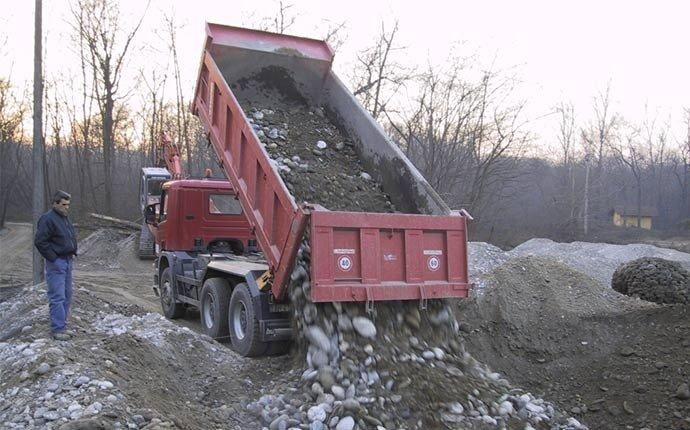 recupero e trasporto rifiuti