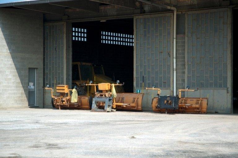 sede e magazzino di Trecate, Novara