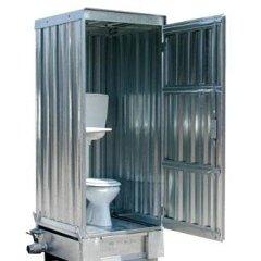 box e cabine metallo