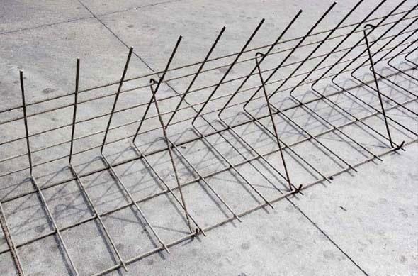 Soluzioni in ferro per edilizia, reti armate Bruzzone Francesco