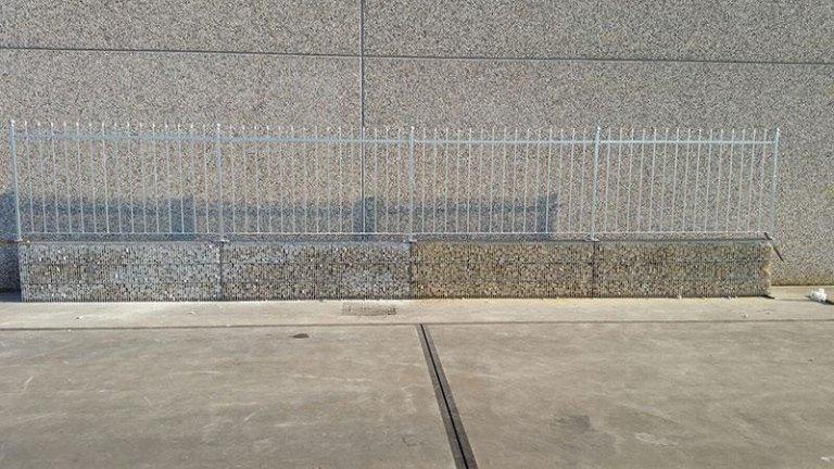 Gabbie e recinzione Bruzzone Francesco