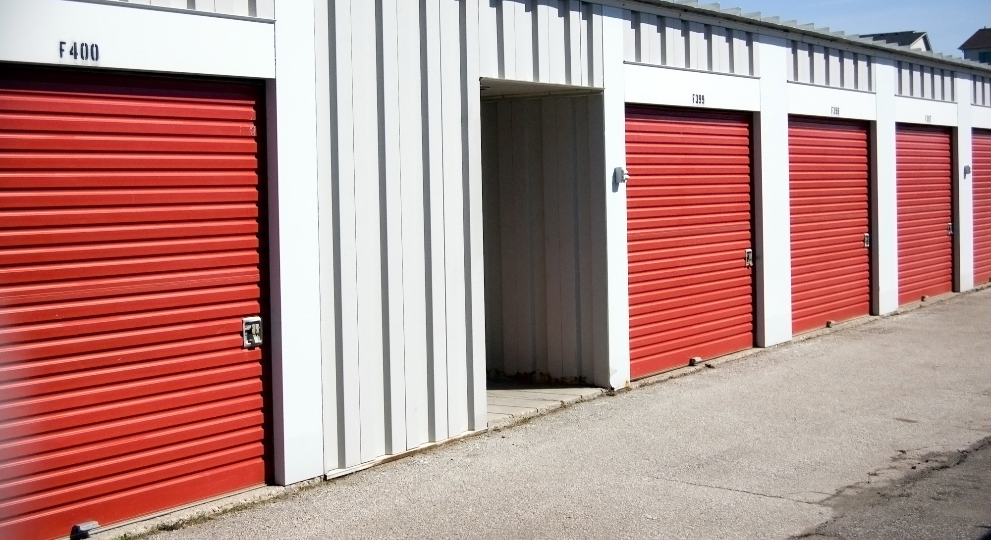 The most secure storage units in Christchurch