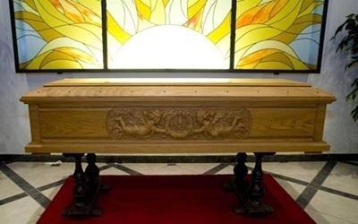 Organizzazione veglia funebre