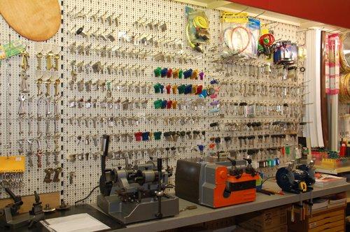utensileria e chiavi