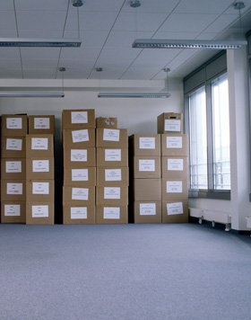 Removals and storage - Monmouth - Mike Geddes Removals - Office Moving