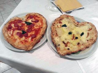 pizzeria da marcello - pizza cuore