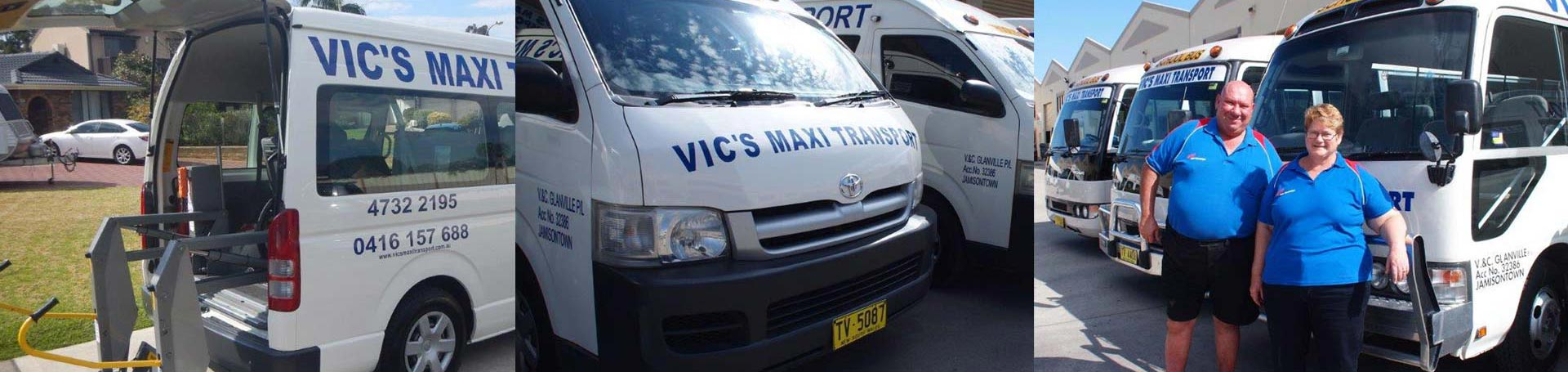 Vics Maxi Transport