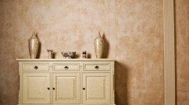pittori edili, stuccatura edile, applicazione di stucco a effetto antico