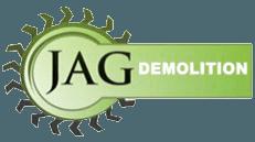 jag demolition brand logo