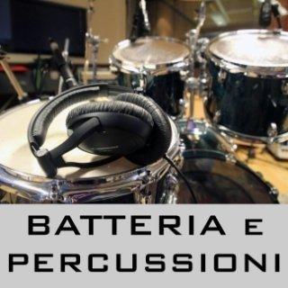 batteria e percussioni